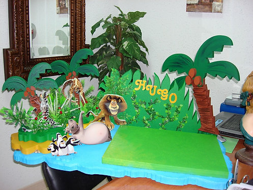 REF.509 Base de tarta Madagascar