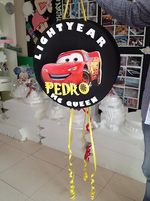 REF.816 Piñata Cars