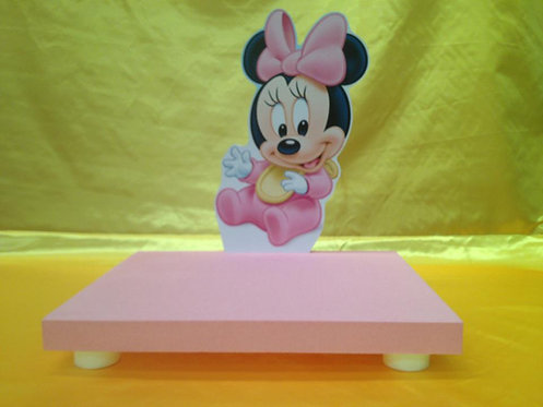REF.212 Base de tarta bebé minnie mouse