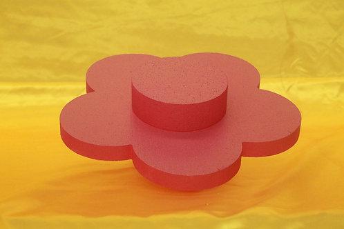 REF.607 Base para gominolas con forma de flor