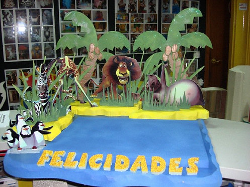 REF.507 Base de tarta Madagascar