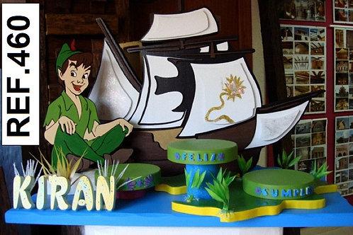 REF. Bases de tartas Peter Pan