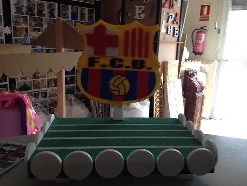 REF.727 Base para gominolas equipos de fútbol