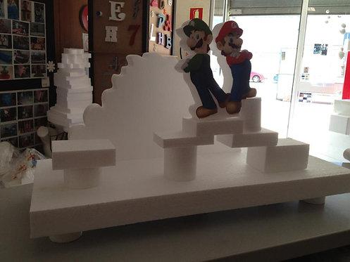 REF.638 Base para gominolas Super Mario Bros
