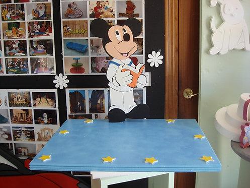 REF.323 Base tarta Mickey Mouse comunión