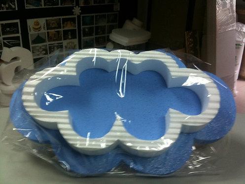 REF.303 Base con forma de nube para pastelitos