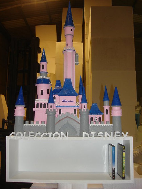 REF.927 Expositor para películas Disney con nombre
