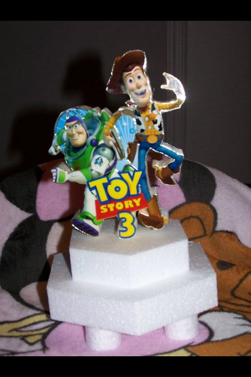 REF.640 Base para gominolas Toy Story