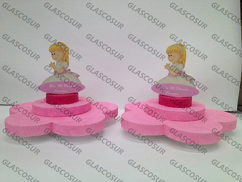 REF.304 Base para regalitos muñeca comunión