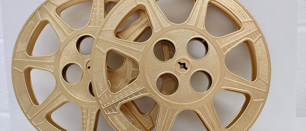 GOLD FILM REEL
