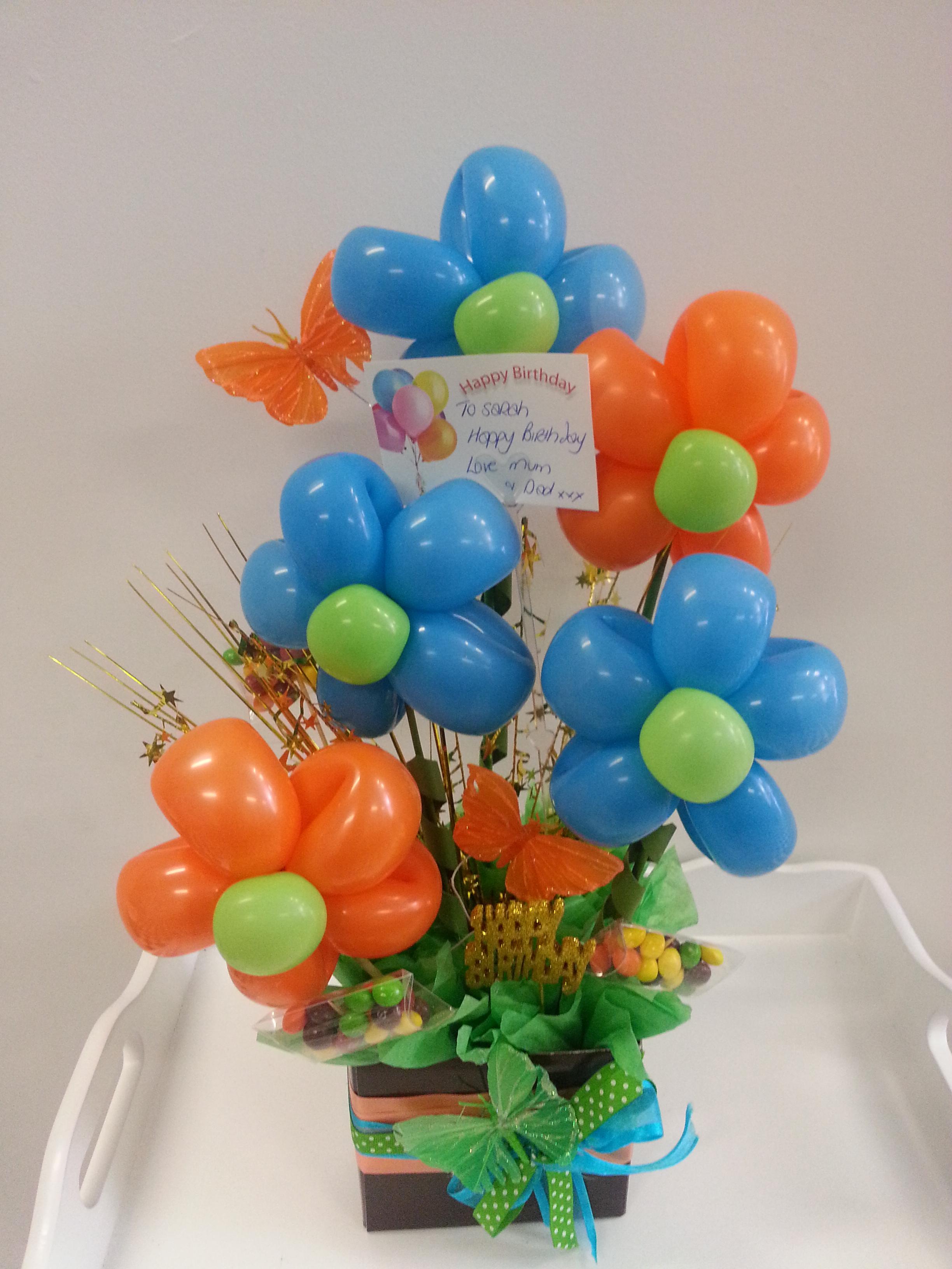 Flower Basket $35