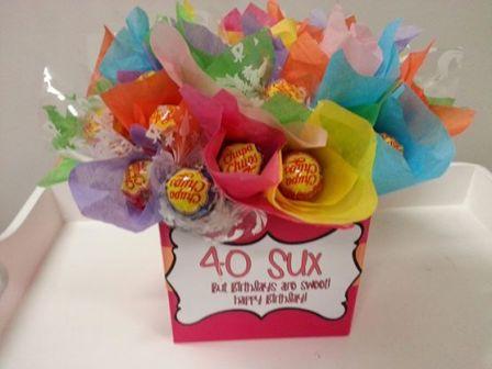 Lollypop Bouquet $35