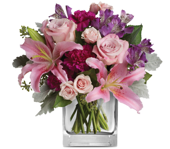 $75 Lilies & Roses