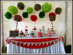 Christmas Lolly Buffet