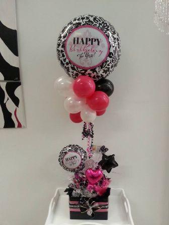 Topairy Balloon $50
