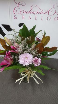 Vase Arrangement $50