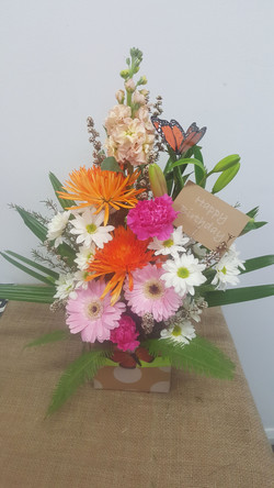 Bright Bouquet $40