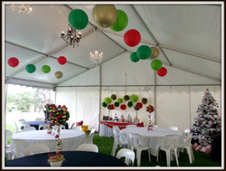 Marquee Decor