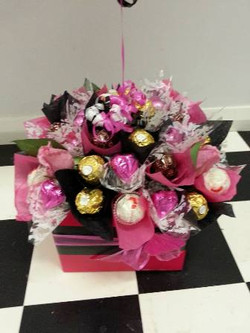 Large Chocolate Bouquet $70