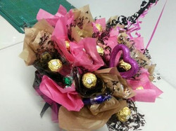 Small Chocolate Bouquet $35