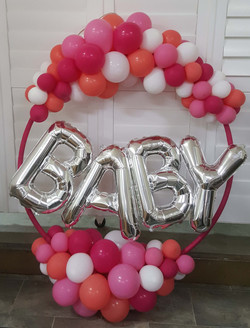 Baby Hoop $60