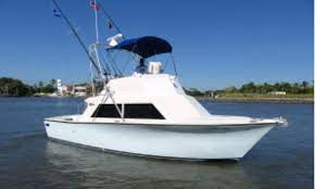 Cabin Boats 34ft-45ft NOT FISHING REBELS