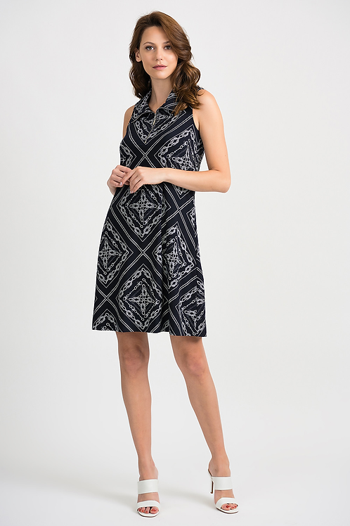 Naval Pattern Dress