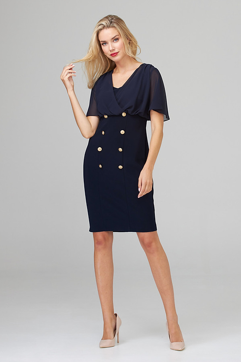 Naval Inspired Dress