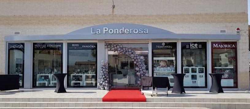 La Ponderosa Storefront