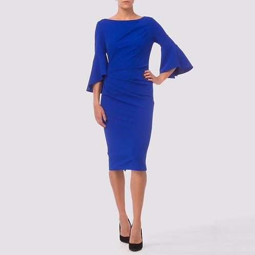 Royal Sapphire Dress