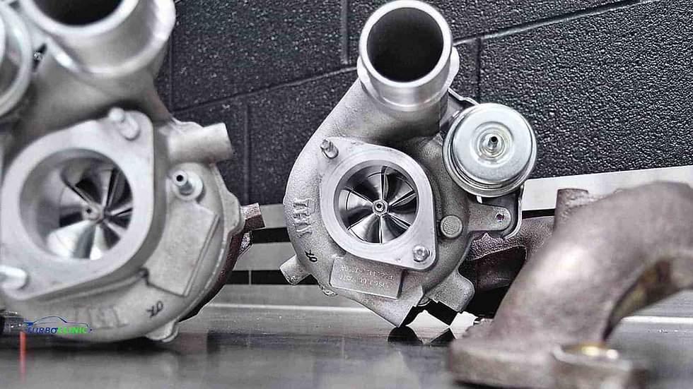 Turbosprężarki firmy IHI