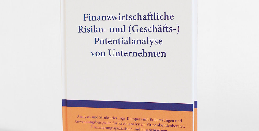 Finanzwirtschaftliche Risiko-und (Geschäfts-) Potentialanalyse von Unternehmen
