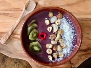 L'açai bowl, le plein d'aliments santé !