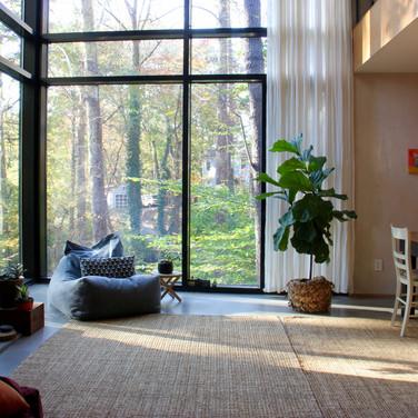 Modern Asheville Home