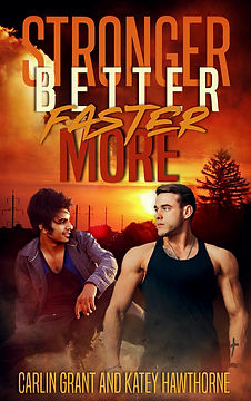 Stronger, Better, Faster, More