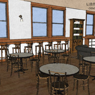 Central United Methodist Church Library + Cafe