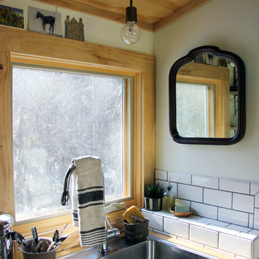 Rustic Chic Tiny Home