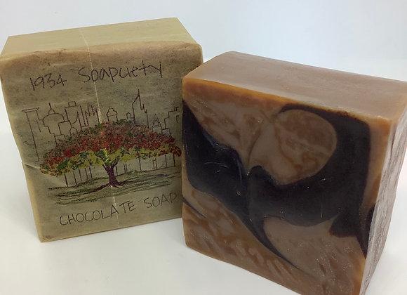 Chocolate Soap