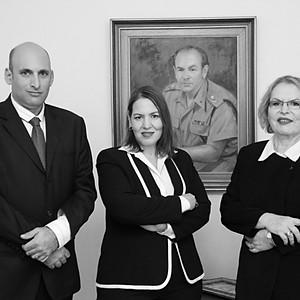 """משרד עו""""ד זיגל-גולדשמידט & לבנטל - צילום בבית העסק"""
