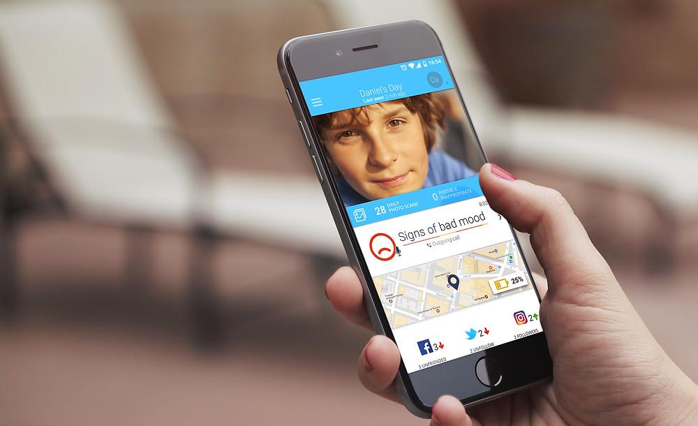 Bosco App Dashboard