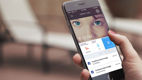Introducing the parental insights app Bosco, built out of love for our kids