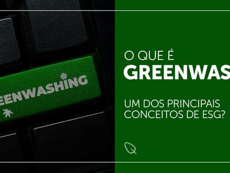 O que é greenwashing, um dos principais conceitos de ESG?