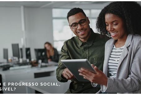 Lucro e Progresso Social, é possível?