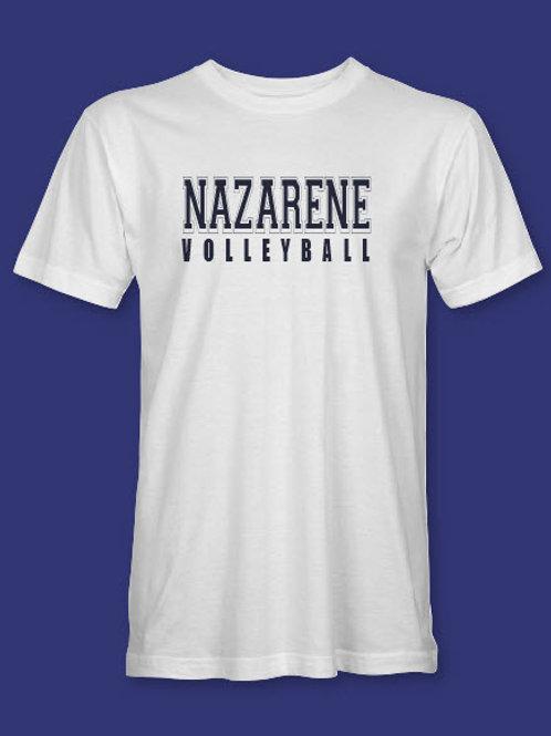2018 Volleyball White