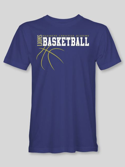2020-2021 Basketball Shirt