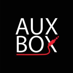 """""""Aux Box"""" Logo"""