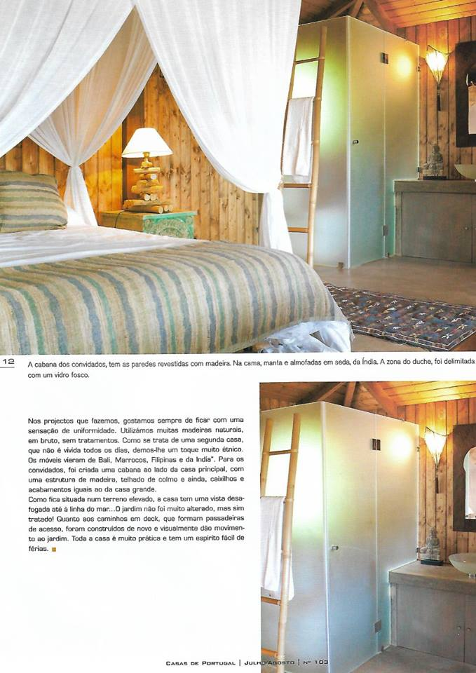 Projecto de decoração em Boliqueime