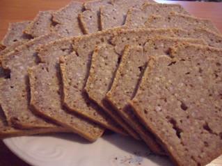 Najlepszy i najprostszy  chleb gryczano- jaglany