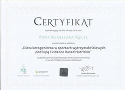 Szkolenie- dieta ketogeniczna