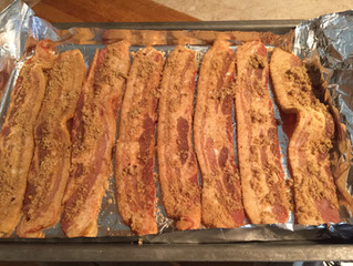 Crazy Good Candied Bacon